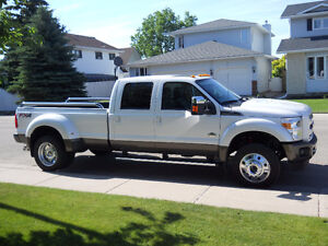 2015 Ford F-450 King Ranch Pickup Truck
