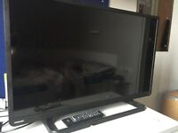 34'' Toshiba TV for sale