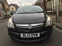 2012 1.4 Vauxhall Corsa SE with very low mileage! MUST READ !