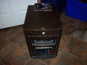 energy efficient garrison digital heater
