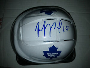 TORONTO MAPLE LEAFS AUTOGRAPHED PHOTOS AND PUCKS Edmonton Edmonton Area image 10