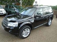 2011 Land Rover Freelander 2 2.2Td4 ( 150bhp ) 4X4 XS ( 71000 Miles )