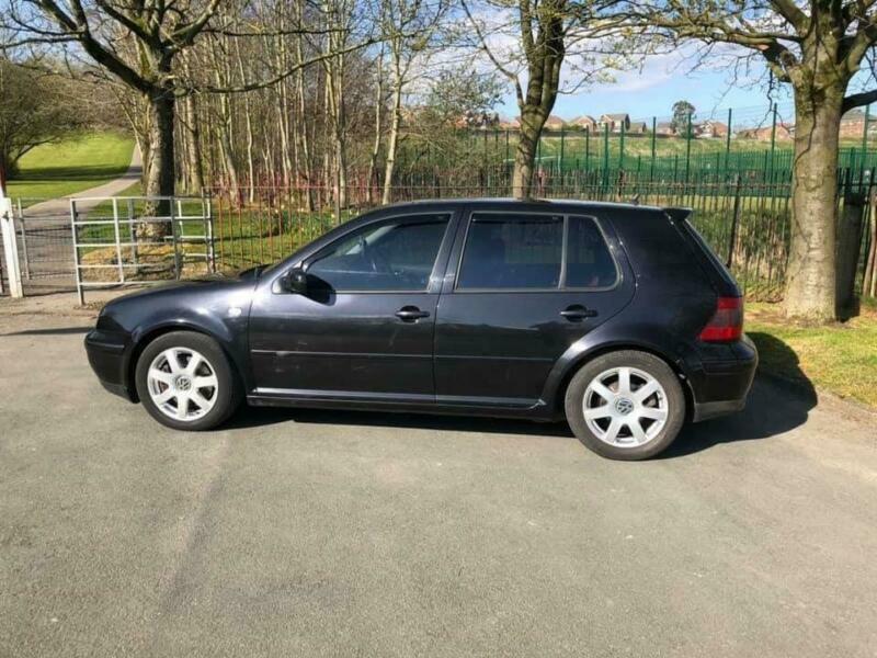 2002 Volkswagen Golf 2.8 V6 4MOTION 5d 197 BHP Hatchback Petrol Manual