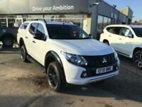 2019 Mitsubishi L200 Special Editions Auto Double Cab Pick Up Diesel Automatic