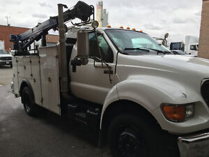 2003 Ford F-650 XLT Super Duty Other