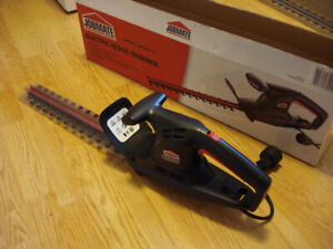 JobMate Electric Hedge Trimmer~EXCELLENT