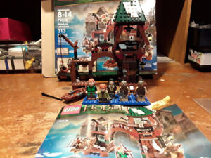 Lego 79016 Attack on lake town