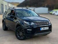 2016 Land Rover Discovery Sport 2.0 TD4 SE TECH 5d 180 BHP Estate Diesel Automat