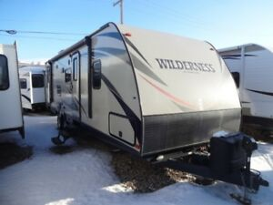 2015 Heartland Wilderness WD 2850 BH