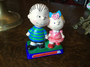 Linus and Sally Peanuts. Charlie Brown , snoopy