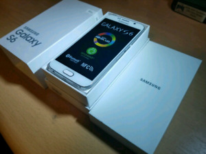 brand new! Samsung Galaxy s6 32GB UNLOCKED