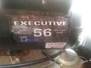 Hot tub pump, Waterway Executive 56, 2 speed