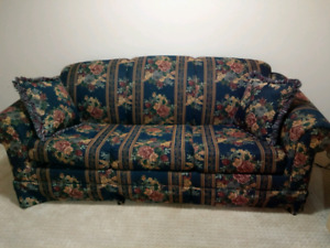 Couch with Sofa Bed