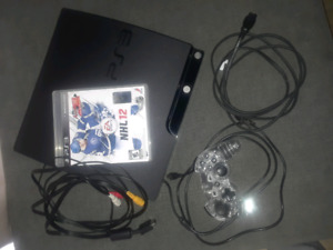 Ps3 for sale with 1 game