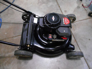 WHAT A BEAUTY!!! 2012 YARD MACHINE LAWN MOWER