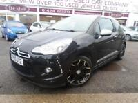 Citroen DS3 1.6 HDi Dsport 3dr DIESEL MANUAL 2010/10