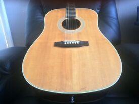 Hohner acoustic guitar Original Vintage