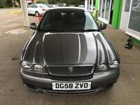 2008 Jaguar X-TYPE 2.2D DPF auto SE - 2 Keys - 1 F Keeper - Full Leather