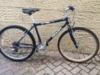 "Giant men's boys mountain bike 26"" wheels"