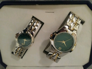 Matching his and hers geneva watches