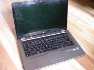 HP 15.6 inch 3GB 320GB AMD dual core