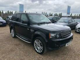 image for 2013 Land Rover Range Rover Sport 3.0 SD V6 HSE Black Edition 4X4 (s/s) 5dr SUV