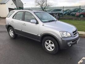 Kia Sorento 2.5CRDi AUTO XE CHEAPER ROAD TAX MODEL 72,000 MILES FSH
