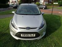 2010 Ford Fiesta 1.25 ( 82ps ) Style [2 OWNERS+FSH+LONG MOT+FREE WARRANTY]