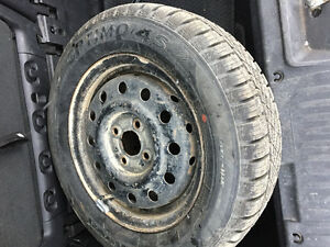 185/65 R14 Hankook winter tires