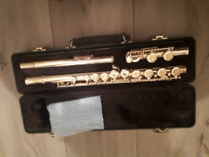 Flute .are by Armstrong