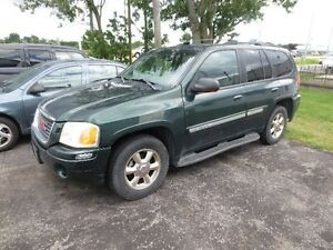 2002 and 2003 GMC Envoy Part Out.