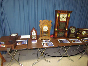 Antique Clock & Watch Club Meeting London Ontario image 3