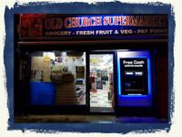 SHOP FOR SALE IN CHINGFORD , REF: RB218