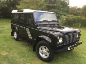 Land Rover 110 DEFENDER COUNTY 2.5 TDI