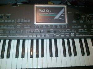 Korg Pa3xLe 76 Keys Professional Keyboard New Condition