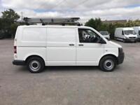 Volkswagen Transporter 2.0 84ps SWB side doors EURO 4/5 AIR CON & SAT NAV (2