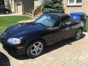 2001 Mazda Miata for sale