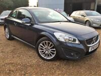 2010 Volvo C30 D DRIVe SE Lux 1.6D Eco Warranty & delivery available Px welcome