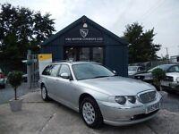 Rover 75 2.0 CDT CONNOISSEUR SE HI-LINE TOURER (aluminium/silver) 2003