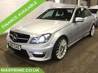 MERCEDES-BENZ C CLASS 3.0 C350 CDI BLUEEFFICIENCY SPORT AUTOMATIC *LOW MILEAGE*