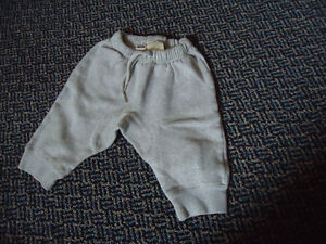 Boys size 6-9 Months Jogggers