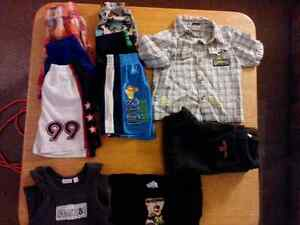 Lil lot of boys clothing