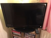 """Technika 26"""" LCD TV with built in DVD player and freeview"""