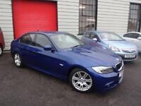 2011 11 BMW 3 SERIES 2.0 318D M SPORT 4D 141 BHP DIESEL
