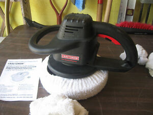 Craftsman Car Polisher