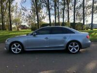 2009 Audi A4 2.0 TDI S LINE 4d 141 BHP Saloon Diesel Automatic