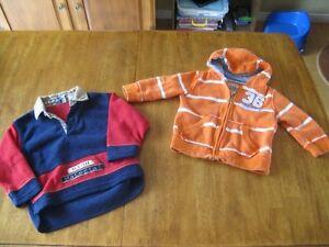 Lot de vêtements (10 morceaux) pour garçon de grandeur 3 T