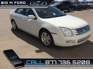 2008 Ford Fusion SEL   - local - trade-in - leather/sunroof - $2