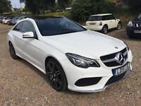2015 Mercedes-Benz E Class 2.1 E250 CDI AMG Line 7G-Tronic Plus 2dr (start/stop)