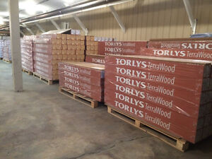 Brand New Torlys TerraWood Engineered Flooring - 8 Colours!
